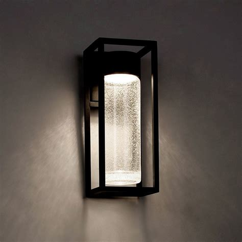 structure led outdoor wall sconce by modern forms