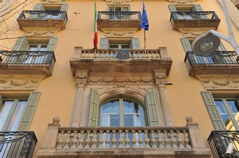 Consolato Italiano A by Il Consolato Generale D Italia A Barcellona