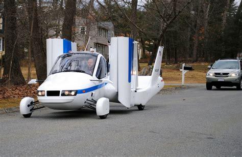 terrafugia transition flying car counts