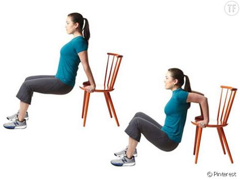 Bienfaits Gainage Chaise by 3 Exercices Ultra Efficaces Pour Muscler Ses Triceps