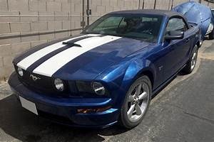 2007 FORD MUSTANG GT CONVERTIBLE - 188041