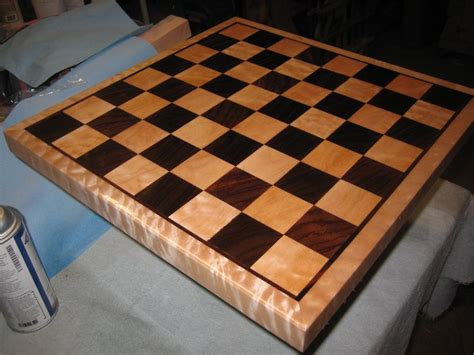 chess board woodworking blog  plans