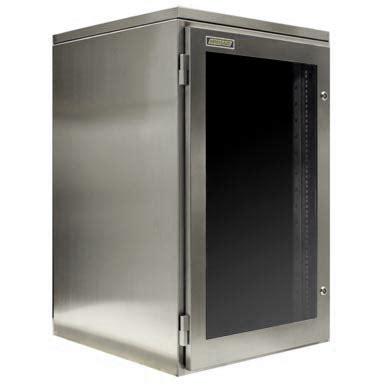 armadietto rack armadio rack ip65 protezioni ip65 per server switch e