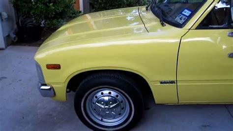 my toyota sign up 1980 toyota pickup walk around youtube