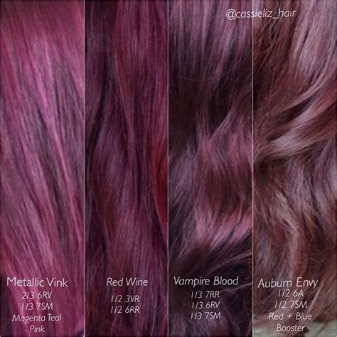 17 best ideas about violet hair on plum