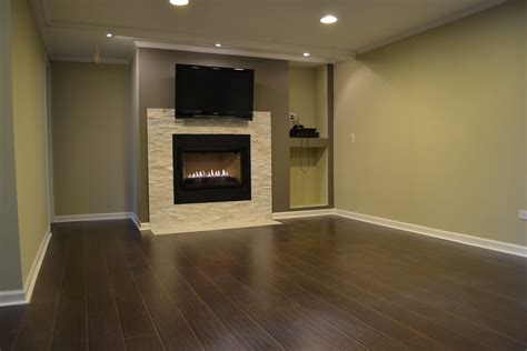 Basement Remodel Schaumburg,il  Barts Remodeling Chicago Il