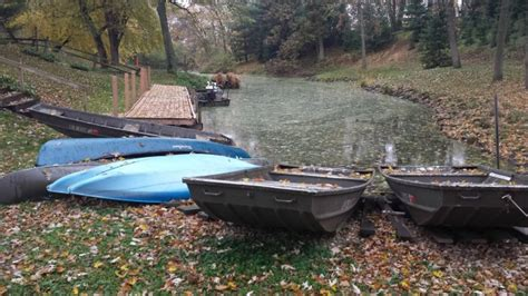 Non Motorized Boats by Boats Canoes Kayaks Fishing Lake Onalaska Wi