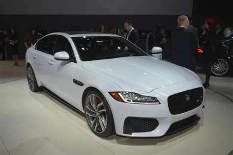 2018 Jaguar Xf First Look Motor Trend
