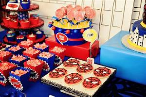 The Party Wall: Spiderman Birthday Party: Part 1 & 2, As