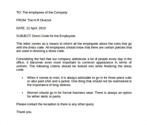 10 Business Letter Formats  Samples , Examples & Format