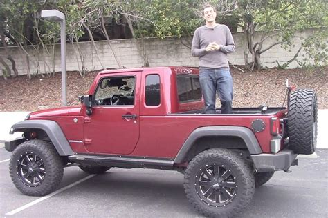 new 4 door jeep truck here 39 s why the jeep wrangler pickup is awesome autotrader