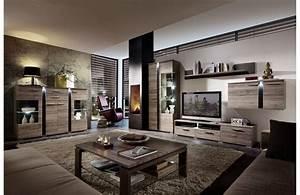 Meuble Moderne Salon : nouveau meubleenbois meuble de salon design ensemble de salon moderne meuble et canape ~ Teatrodelosmanantiales.com Idées de Décoration
