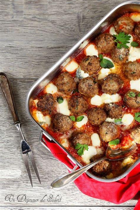 cuisiner des boulettes de viande les 25 meilleures idées de la catégorie recettes de