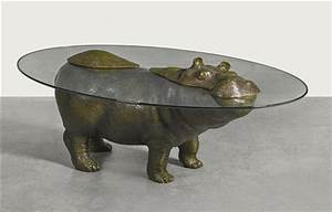 mark stoddart british 1960 mutualart With hippo coffee table