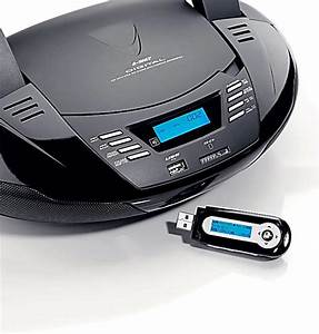 Dvd Player Mit Usb : tragbarer cd player radio mit usb jetzt bei ~ Jslefanu.com Haus und Dekorationen