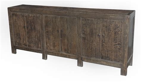 Large Sideboards And Buffets by Large Vintage Sideboard Cabinet Buffet Media Console