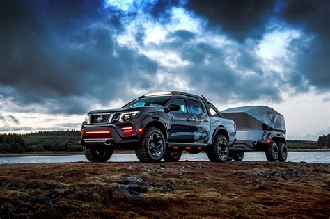 Nissan Navara 4k Wallpapers by 2019 Nissan Navara Sky Concept Reach For The
