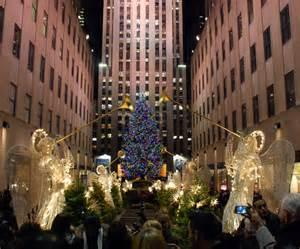 New York Rockefeller Christmas Tree