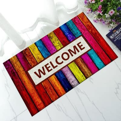 Modern Doormats Outdoor by Modern Rubber Floor Home Front Door Entry Welcome Mat