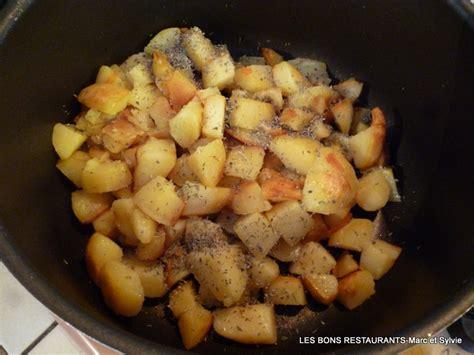 poulet r 212 ti 192 la sauge et pommes de terre saut 201 es les