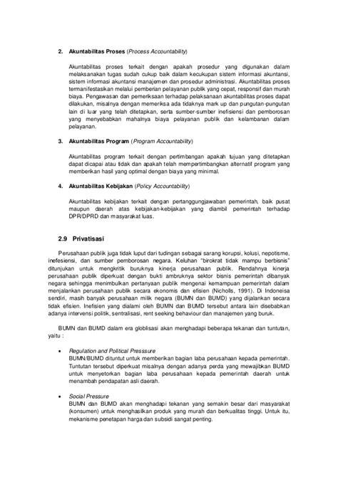 Bab 1 ASP : Karakteristik dan Lingkungan Sektor Publik