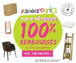 Alinea Plan De Campagne : week end des produits rembours s 100 en bon ~ Dailycaller-alerts.com Idées de Décoration