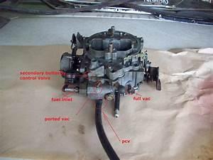 Quadrajet Vacuum Ports Diagram