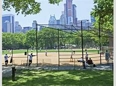 Softball Game & Picnic Events in Central Park