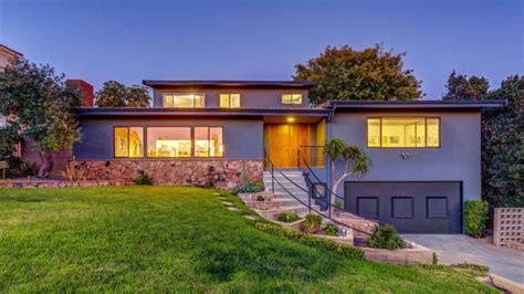 Restored Santa Monica Midcentury Modern On Market For $4