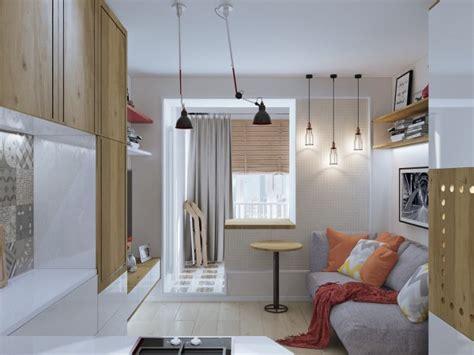 canapé moderne design 4 idées pour aménager un petit appartement de 30m2