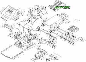 35 Arctic Cat Snowmobile Parts Diagram
