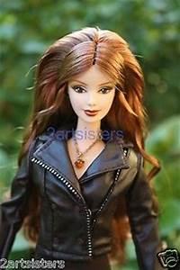 Fan made vampire Bella barbie doll and Fan Art Of Jacob ...