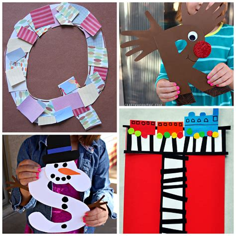 1000+ Images About Christmas Crafts For Kids On Pinterest