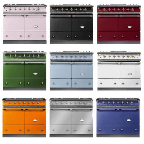 cuisines destockage piano de cuisson lacanche cluny 1000 2 fours gaz plaque