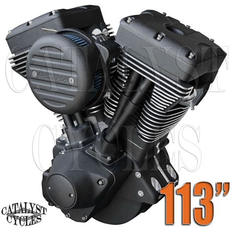 El Motor by 113 Quot Ultima Engine Quot Black Out Quot El Bruto Complete Motor For