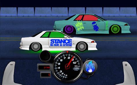 Unblocked Drag Racing Games
