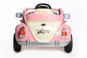 Voiture Enfant Fille : 12 volts style beetle nouveaute voiture electrique pour enfant ~ Teatrodelosmanantiales.com Idées de Décoration