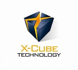 x-cube technology logo | Cube Logo | Pinterest | Logos ...