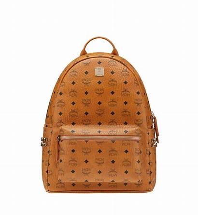 Backpack Mcm Stark Side Modesens Studs Leather