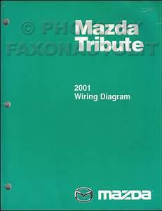 Mazda Tribute Wiring Diagram