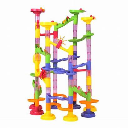 Marble Run Race Toys Toy Building Maze