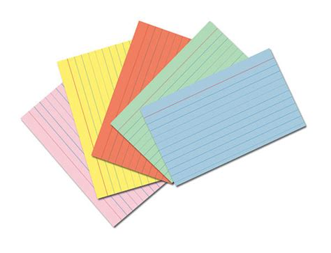 Index Flash by Flash Index Cards Pacon Creative Products