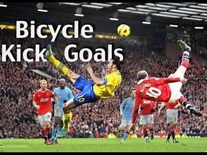 Amazing Bicycle Kick Goals Show ! Ronaldinho Ibrahimovic ...