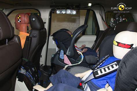 crash test siege auto 2013 range rover receives 5 ncap rating