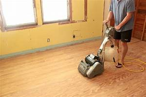 Hardwood floor sanding and staining tips and tricks for Floor sanding courses
