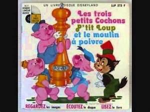 Youtube Trois Petit Cochon : jean bolo les trois petits cochons p 39 tit loup et le ~ Zukunftsfamilie.com Idées de Décoration