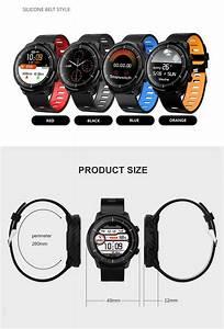 L5 Plus Smart Bracelet Watch Ip68 Waterproof Full Touch