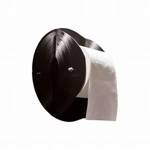 Dévidoir Papier Toilette : derouleur papier wc original rock roll rose bunker ~ Nature-et-papiers.com Idées de Décoration