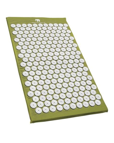 bed of nails acupressure mat acupressure mat by bed of nails
