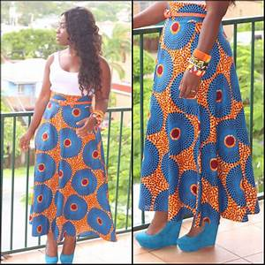KaKKi African Prints Maxi dresses and skirts